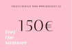 copy of GIFT CARD 140€